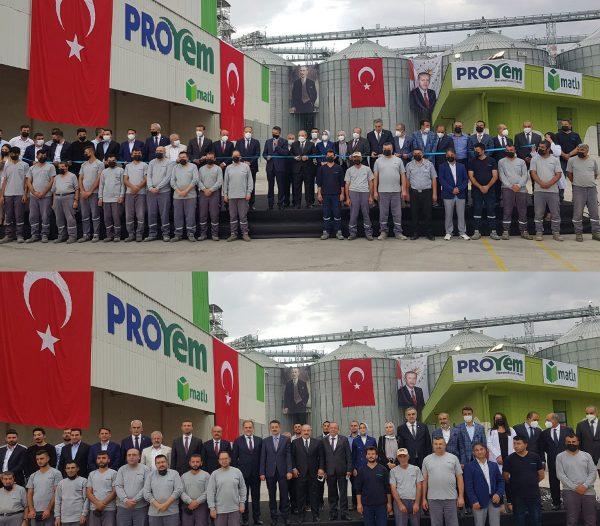 Polatlı Fabrika Açılışı